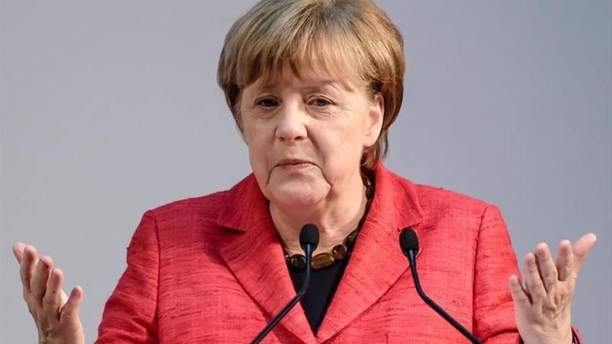 Trump quiere tener una relación personal con Merkel y pedirle consejo sobre Putin