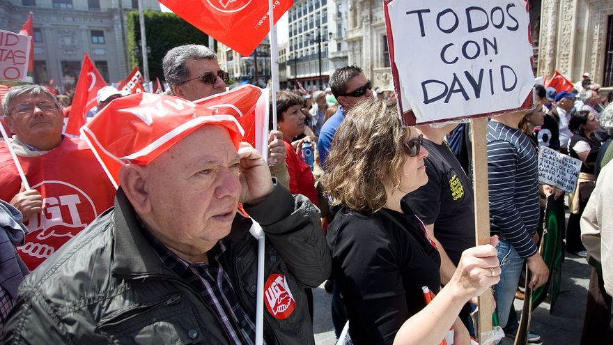 A la sombrta del sindicato