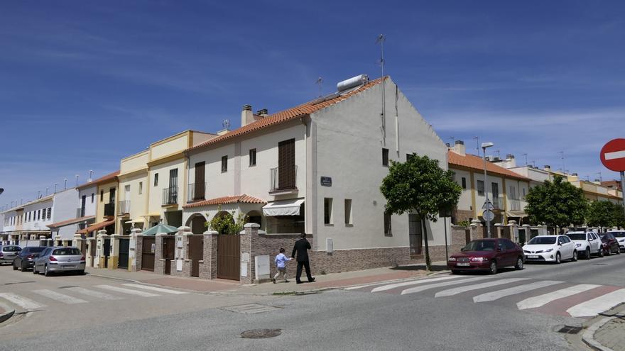 Barrio residencial de Bellavista. Foto: Alejandro A. Fernández