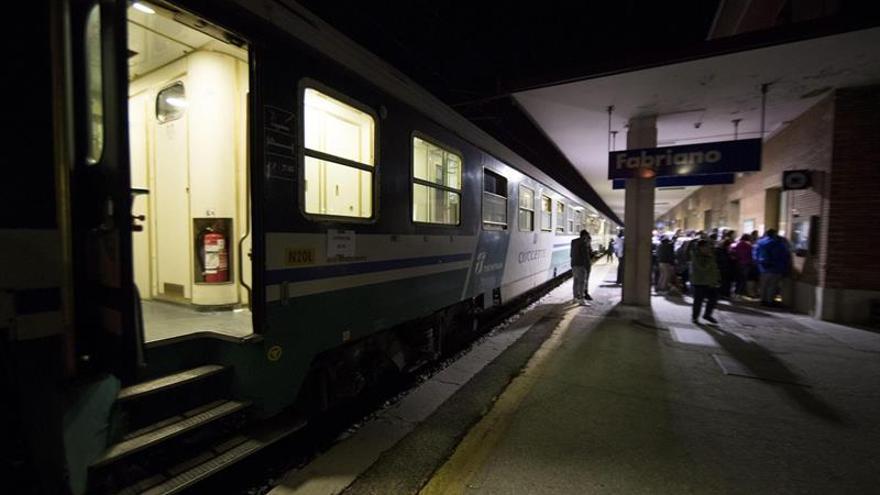 Un terremoto de magnitud 5 sacude de nuevo el centro de Italia