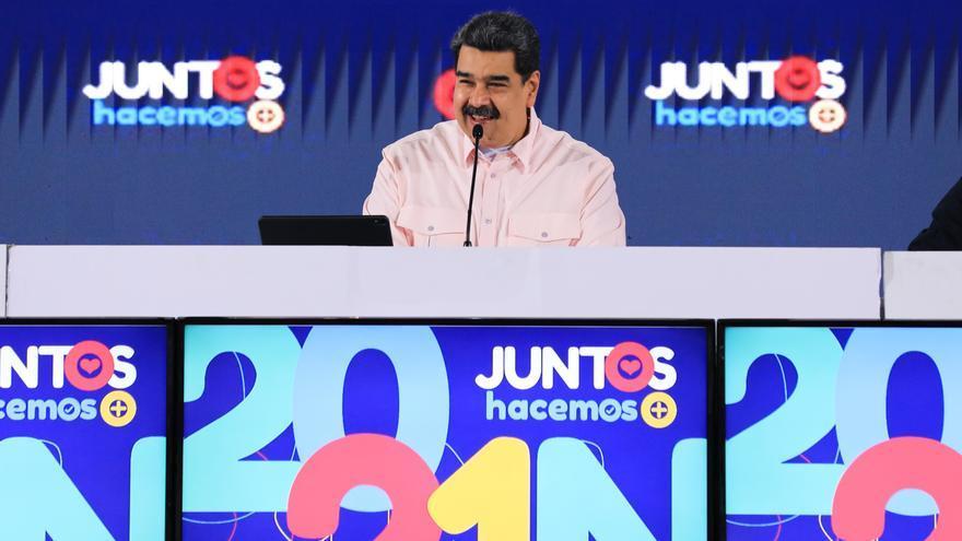Maduro aplaude que la oposición acuda a las elecciones locales y regionales