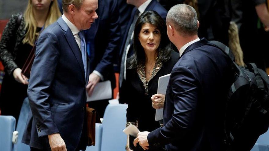 EE.UU. veta en la ONU una resolución que le pedía dar marcha atrás sobre Jerusalén
