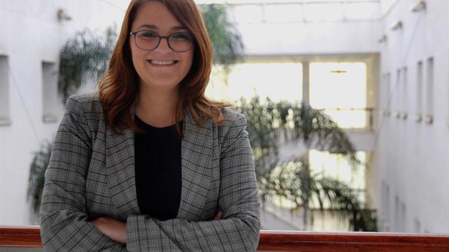 La historiadora Judit Gutiérrez de Armas.