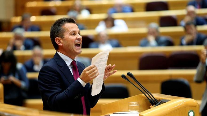 """Bildarratz (PNV) ve con """"moderado optimismo"""" el pacto con el PP en los Presupuestos"""