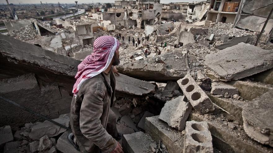 La ciudad de Alepo en Siria ©Pablo Tosco / Oxfam Intermón