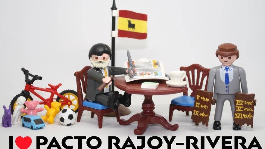 I love pacto Rajoy-Rivera