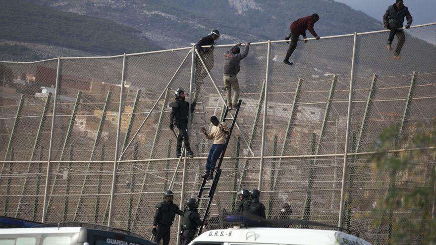 """El PP canario pone como ejemplo de buena gestión migratoria la valla de Melilla y reclama """"políticas firmes"""""""