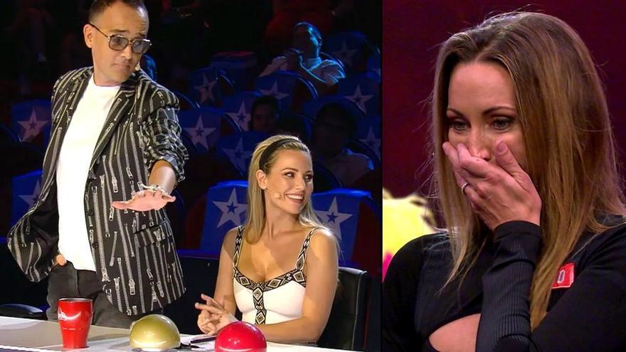 'Got Talent' / Gemma Mengual en 'El Desafío'