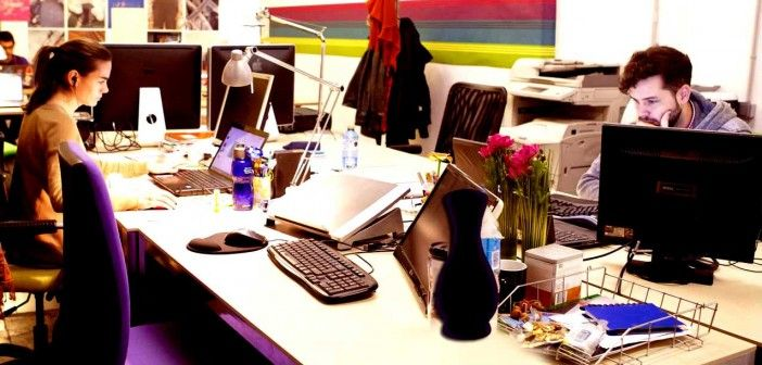 Espacio de trabajo en Espíritu 23