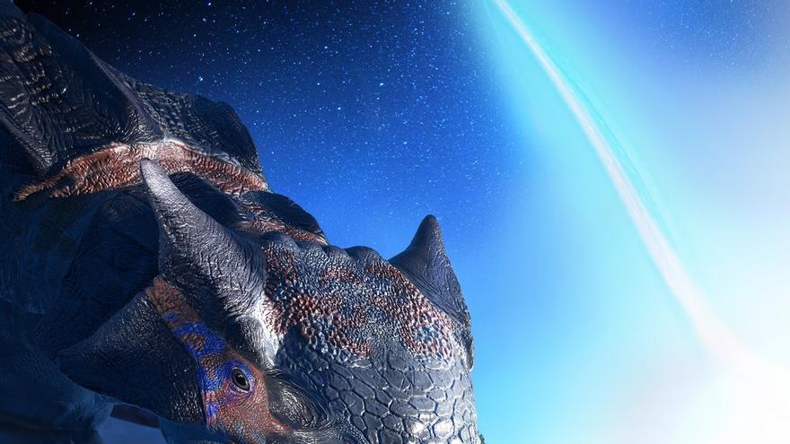 Un nuevo estudio respalda que fue un asteroide lo que acabó con los dinosaurios