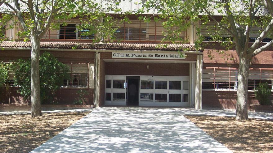 Colegio de Educación Especial Puerta de Santa María de Ciudad Real