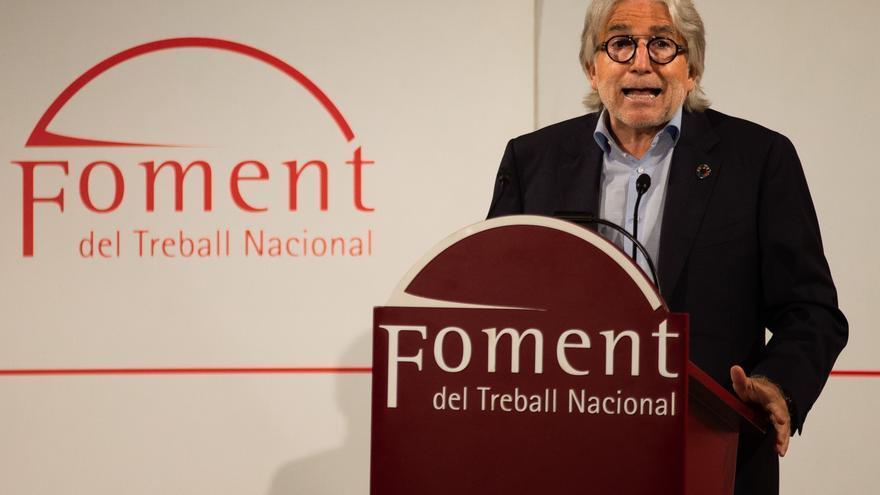 Foment pide ayudas directas urgentes a la economía de 50.000 millones euros