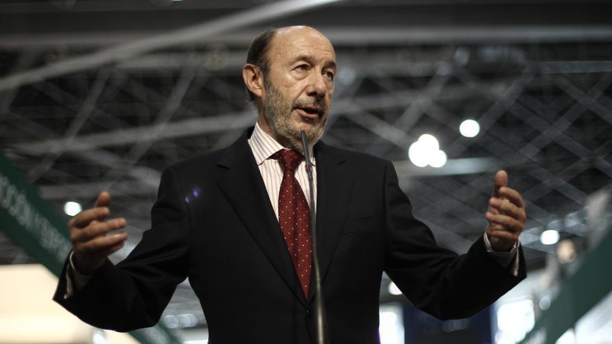 Rubalcaba Se Suma A Díaz La Frase De Zapatero Sobre El