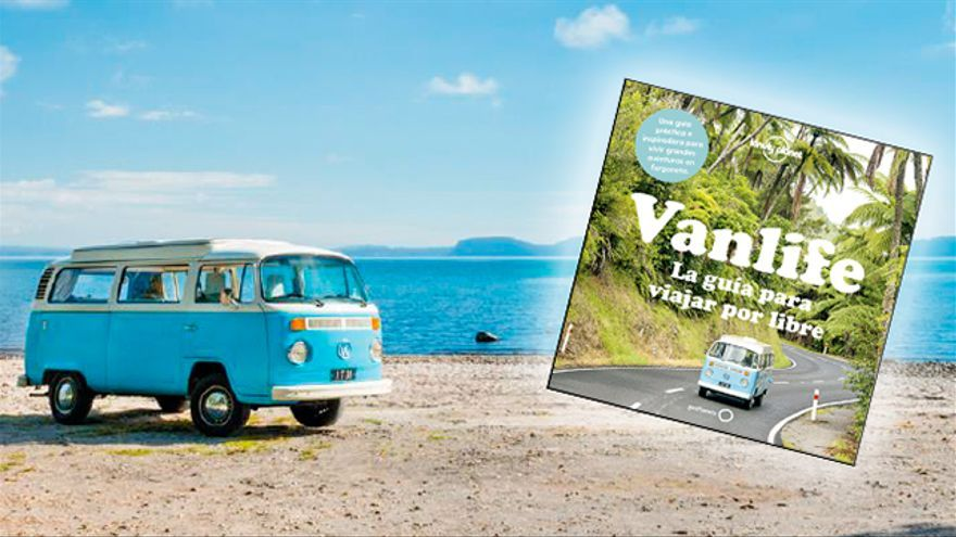 Libros de viajes - Vanlife
