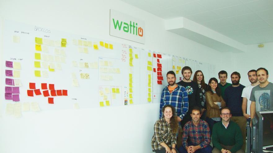 La compañía donostiarra Wattio implementa la filosofía 'Scrum' para su nueva aplicación móvil de domótica