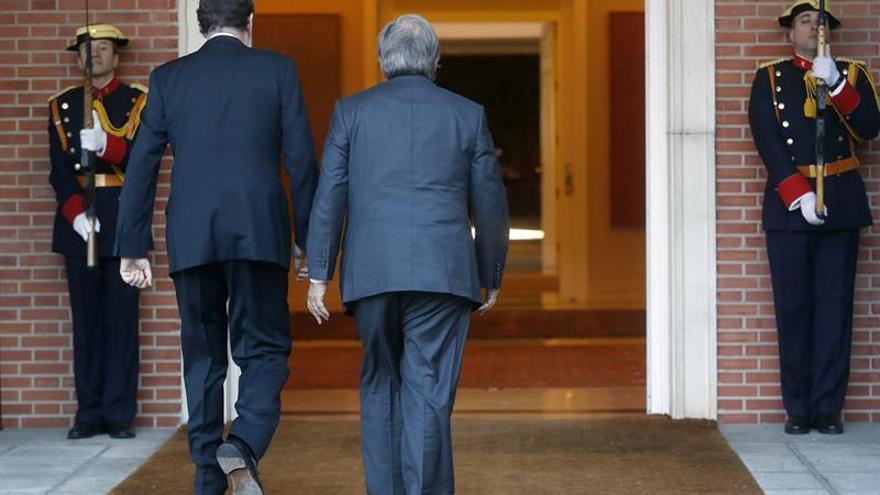 Guterres agradece a Rajoy el apoyo de España a su candidatura en la ONU