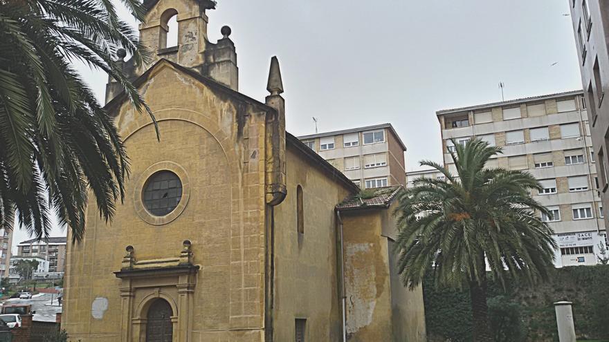 Iglesia de la desaparecida parroquia de san Pablo, antigua capilla de las Oblatas | RPLl