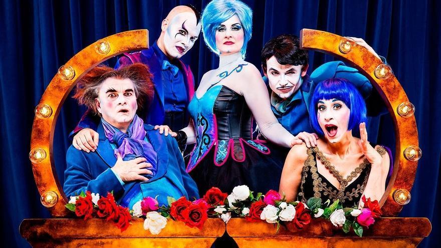 """Yllana lleva al Campos Elíseos de Bilbao """"The Opera Locos"""", un espectáculo que fusiona ópera y comedia"""