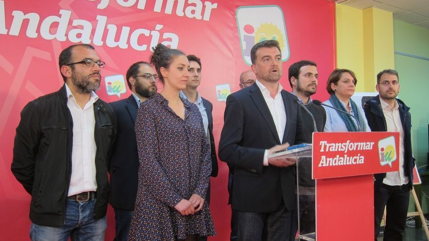 """Maíllo, """"insatisfecho"""" con resultado, cree que los andaluces han percibido como """"un error"""" el pacto con PSOE"""