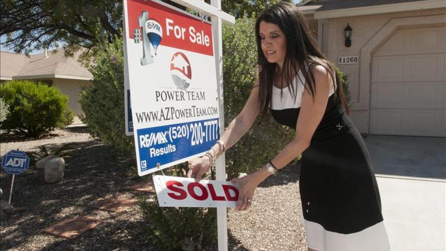 La venta de casas nuevas en febrero en EE.UU. creció al mayor ritmo en siete años