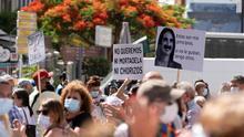 La moción de censura en Santa Cruz de Tenerife, en imágenes