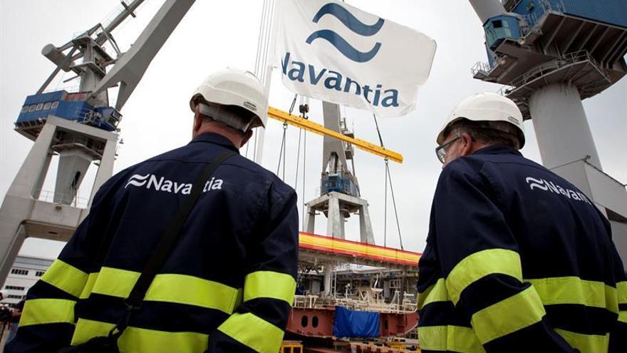 """Nervión firma un contrato de 50 millones con Navantia para construir """"jackets"""""""