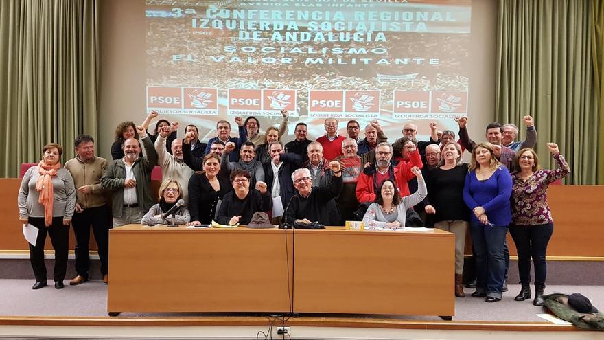 Resultado de imagen de III Conferencia Izquierda socialista andalucia.