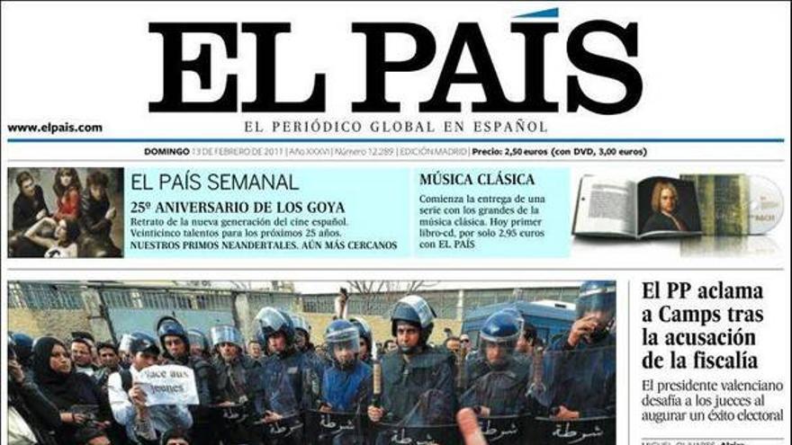 De las portadas del día (13/02/2011) #8