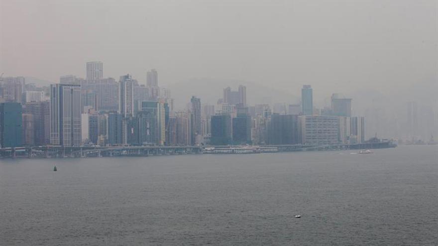 La contaminación empeora en China durante la primera mitad de 2017