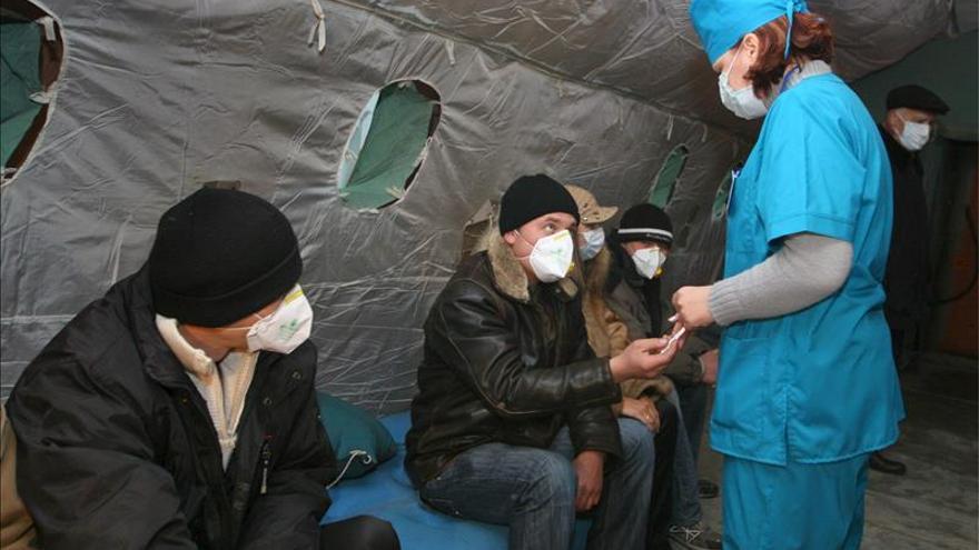 Ascienden a 246 los fallecidos en Ucrania por la epidemia de gripe