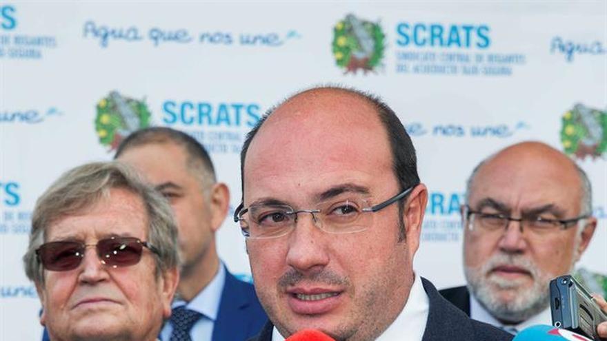 Sánchez dice que no se autorizó nada de la Púnica bajo su responsabilidad