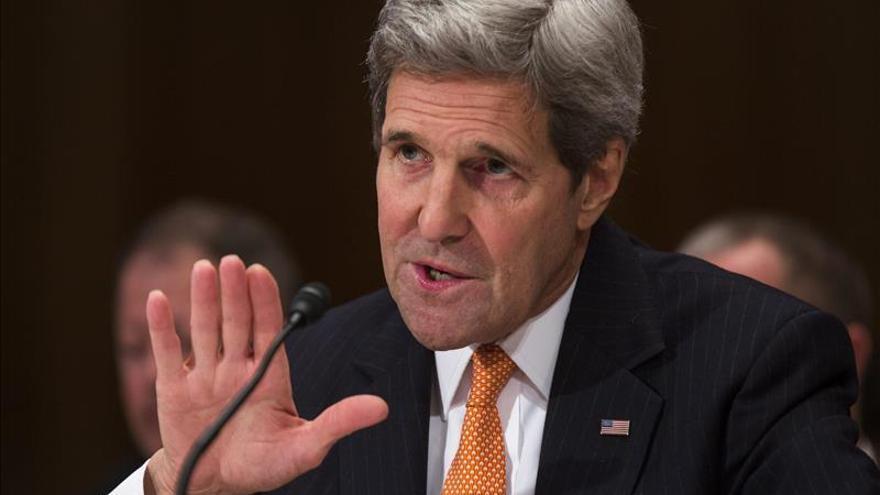 Kerry descarta que el enviado para la paz en Colombia sea negativo para EE.UU.