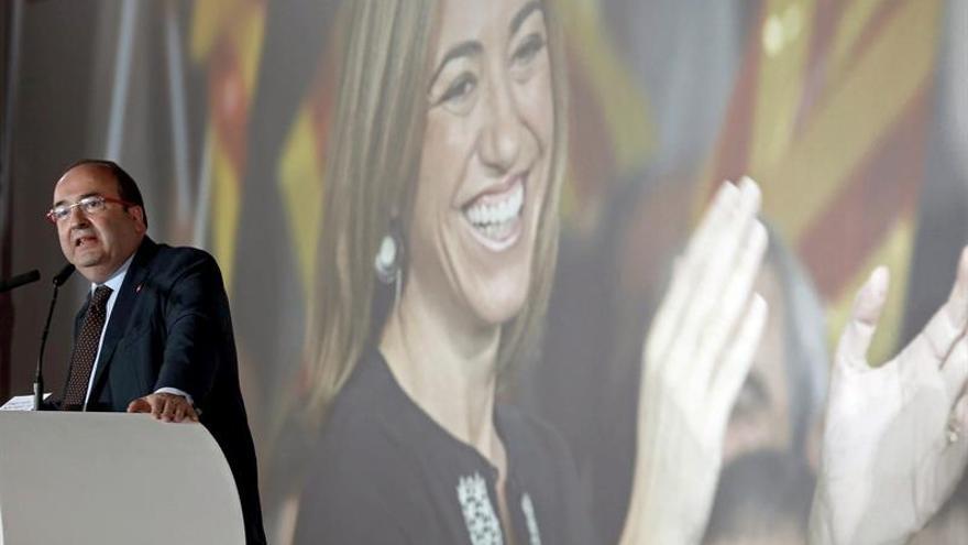 """Miquel Iceta: """"Gracias, Carme. Tu ejemplo nos acompañará siempre"""""""