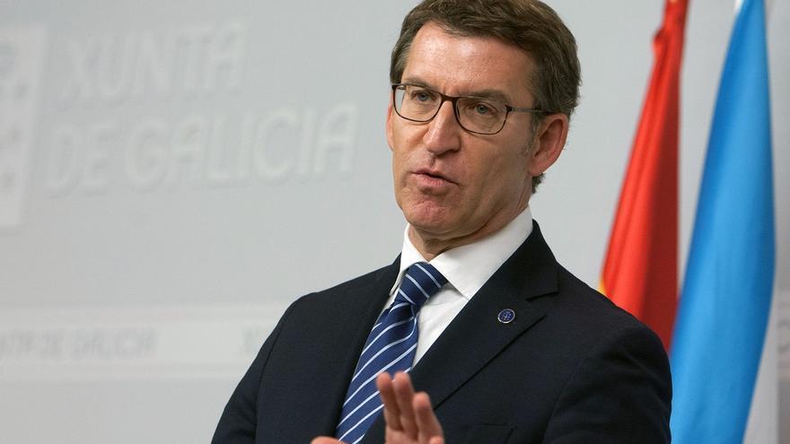 """Feijóo se desvincula del informe sobre la Gürtel y no """"demandará"""" por decir que el """"PP está condenado"""""""