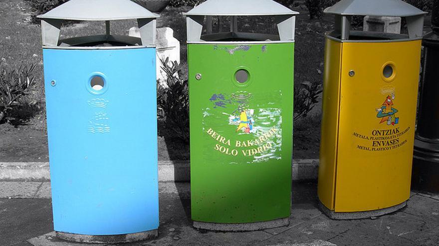 Grandes y pequeñas empresas aseguran a las asociaciones como SOP que también reciclan