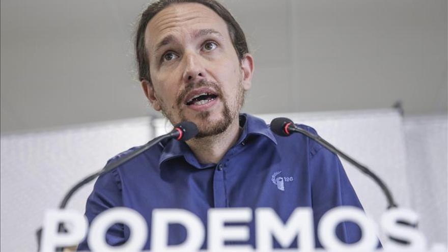 Pablo Iglesias se implicará a fondo en las autonómicas de Cataluña