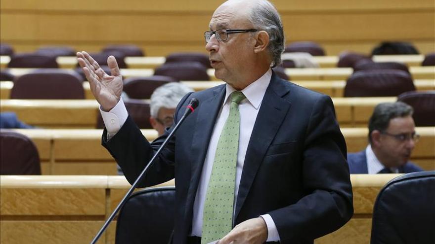 Montoro afirma que la prioridad del Gobierno en Cataluña es superar la crisis