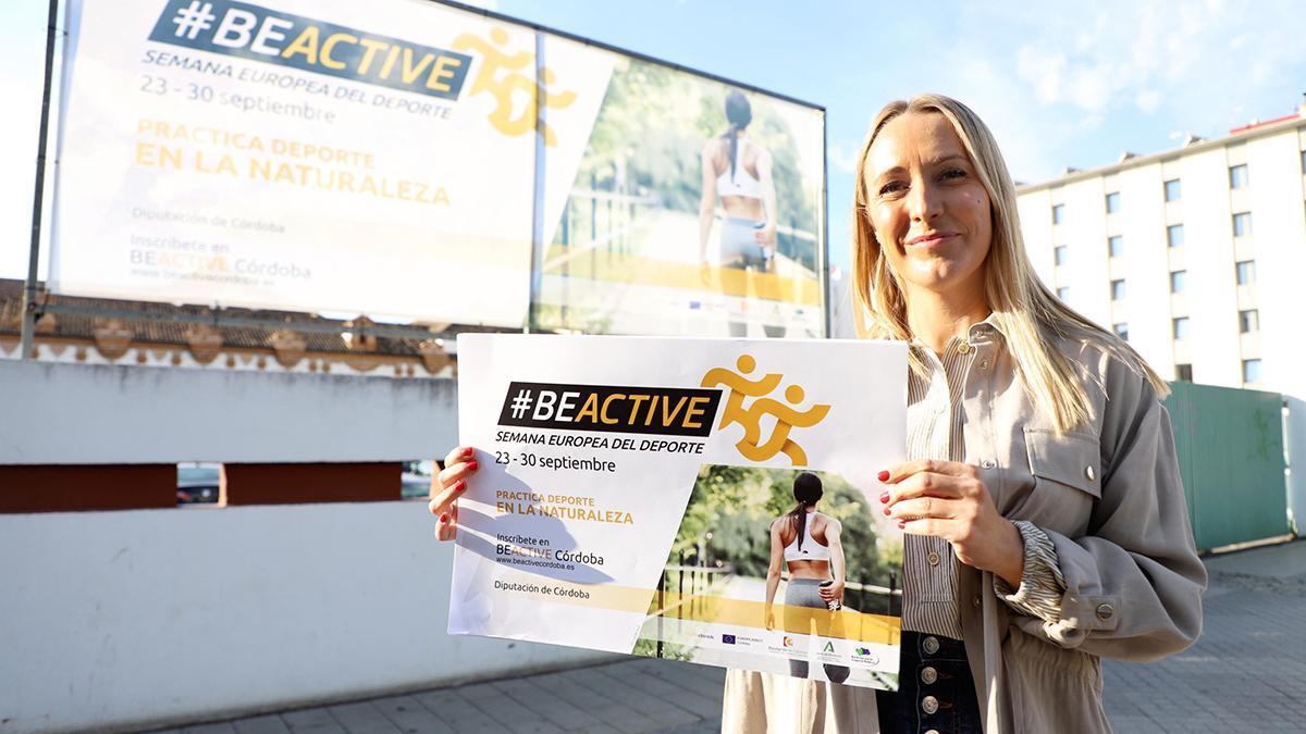 Presentación de la campaña 'BeActiveCórdoba'