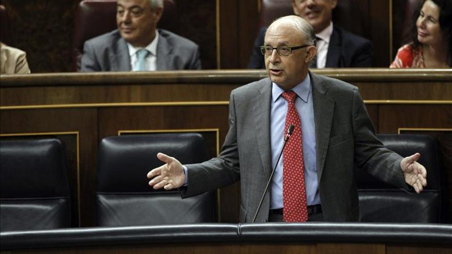 Montoro subraya que en España no ha habido una amnistía fiscal