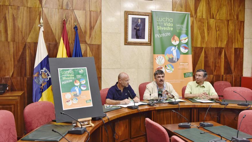 Presentación de los actos del Día del Medio Ambiente.