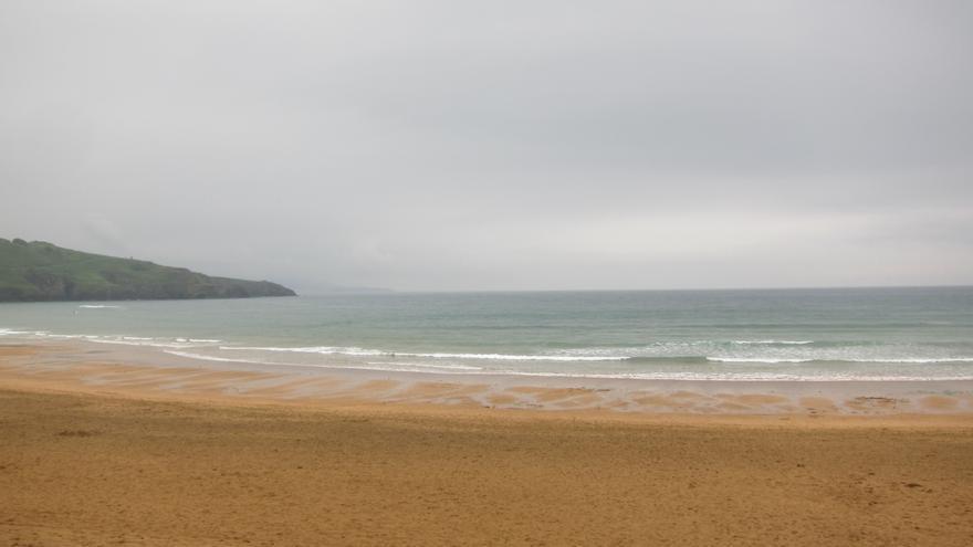 Baño prohibido en Barinatxe y precaución en otras ocho playas vizcaínas