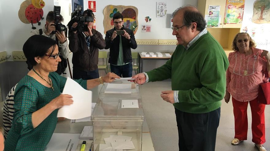 """Herrera espera que con estas elecciones """"vaya la vencida"""" para que España tenga el Gobierno que necesita"""