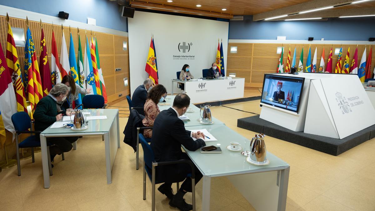 El Consejo Interterritorial del Sistema Interterritorial de Salud de este miércoles