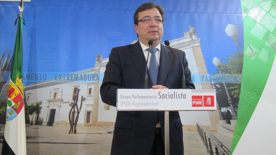 PSOE pedirá en el Parlamento extremeño que Gobierno y ayuntamientos abonen los 44 días devengados de la extra