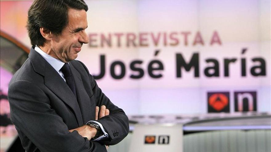 Los sindicatos y los partidos de izquierda lamentan que Aznar pueda volver a la política