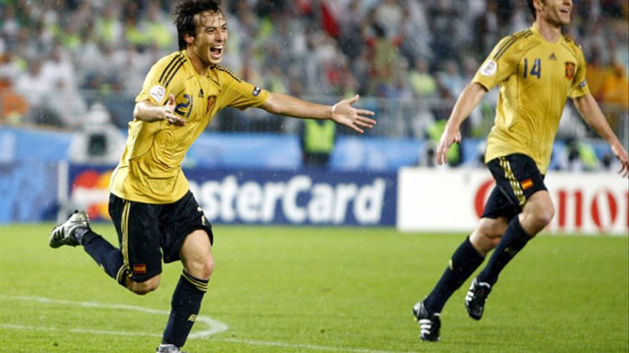 De la Selección española #5