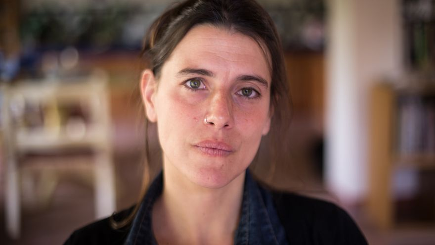 Anaïs Huerta, querellante en México por la desaparición de su tío abuelo