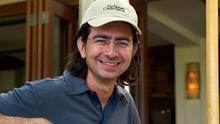 Pierre Omidyar, fundador de eBay, es el filántropo de Greenwald
