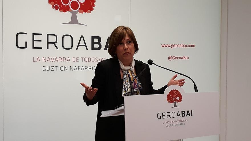 """Geroa Bai dice que mantiene """"contactos"""" sobre el senador autonómico para resolver el asunto """"con normalidad"""""""