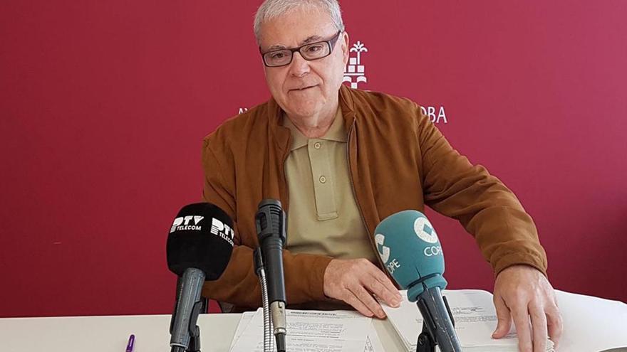 Emilio Aumente, tras una Junta de Gobierno Local | RAFAEL MELLADO